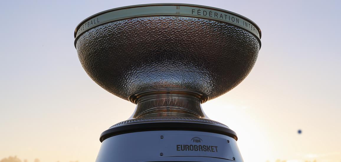 Россия претендует на проведение Евробаскета-2025