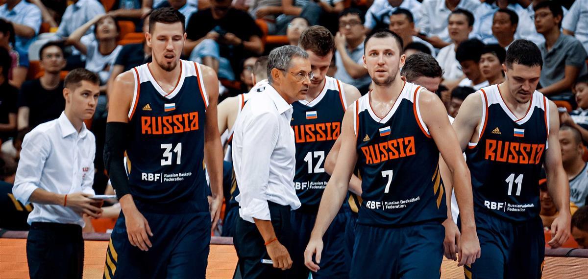 Сергей Базаревич: «Россия пропустила предыдущий чемпионат мира, и мы рады вернуться»