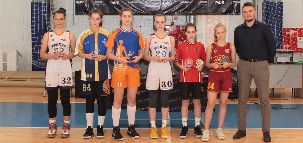 Копылова – второй снайпер и MVP!