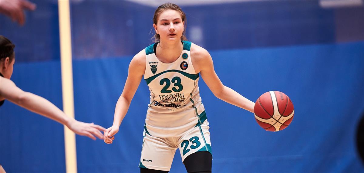 Савукова обеспечила ДЮБК «Руна-Баскет» первое попадание в призеры!