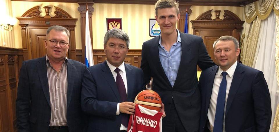 Состоялась рабочая поездка Андрея Кириленко в Улан-Удэ