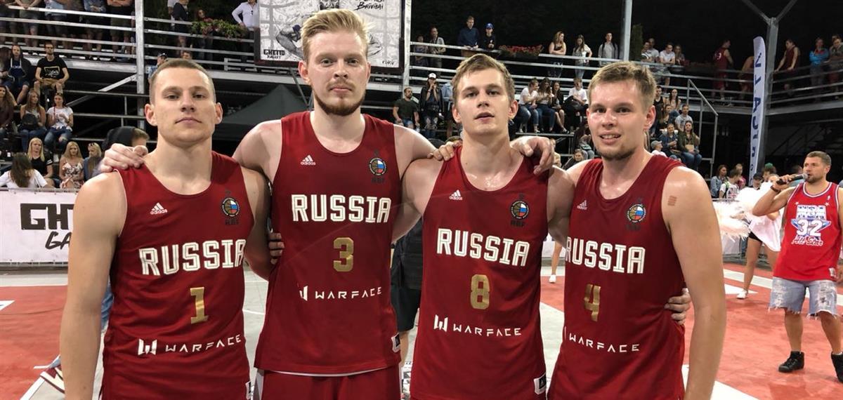 Сборная России U23 вышла в финал турнира в Риге и пробилась на Moscow Open!