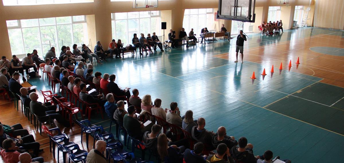 Определена программа семинара для тренеров в Санкт-Петербурге