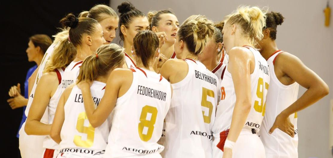 Женская сборная в Латвии – 3 победы из 3!