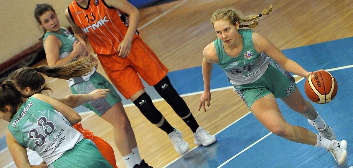 Чернова выиграла для Московской области-1 две концовки в один день