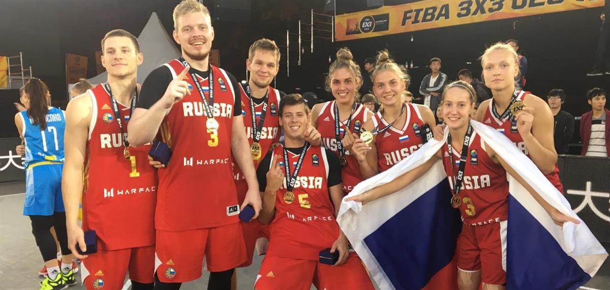 Россия – абсолютный чемпион мира! Комарова и Зуев – MVP!