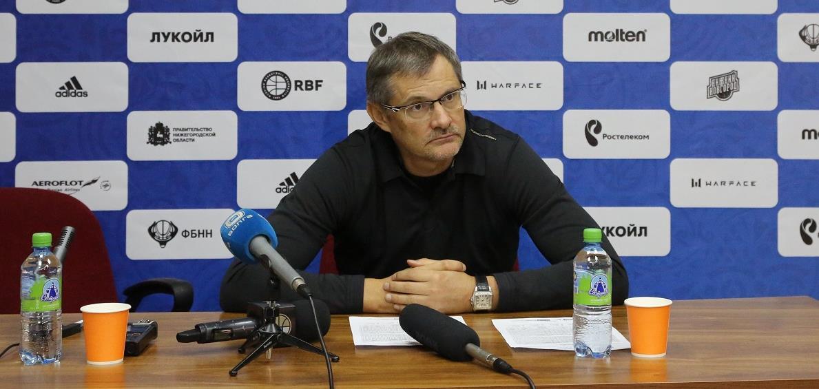 Сергей Базаревич: «Иногда играем как отличная команда, а иногда – как дети»