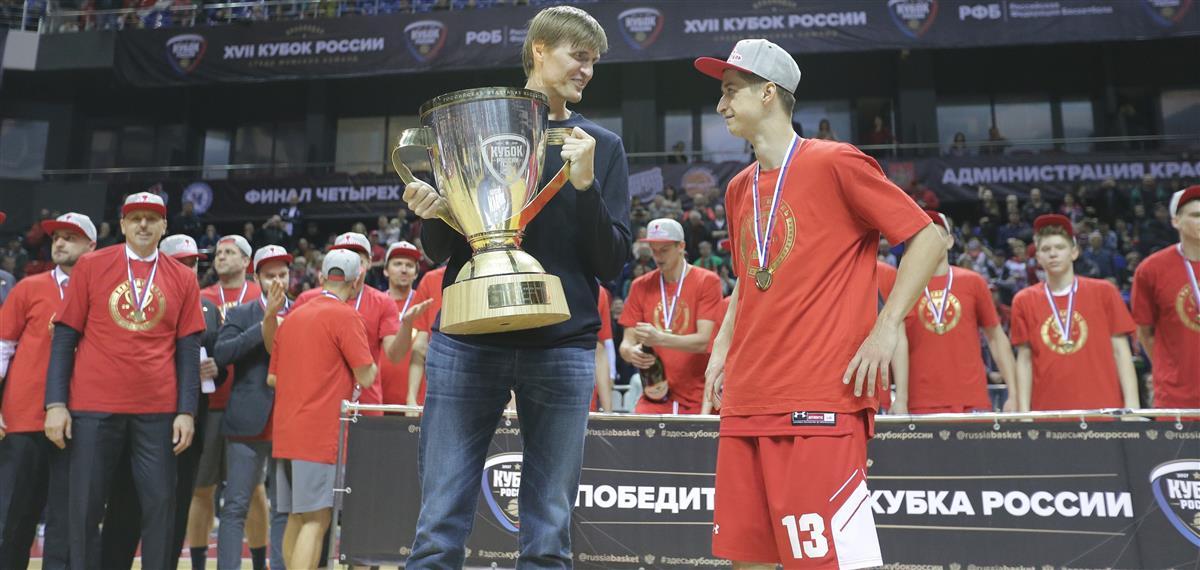 Андрей Кириленко: «Кулагин показал очень высокий уровень игры»