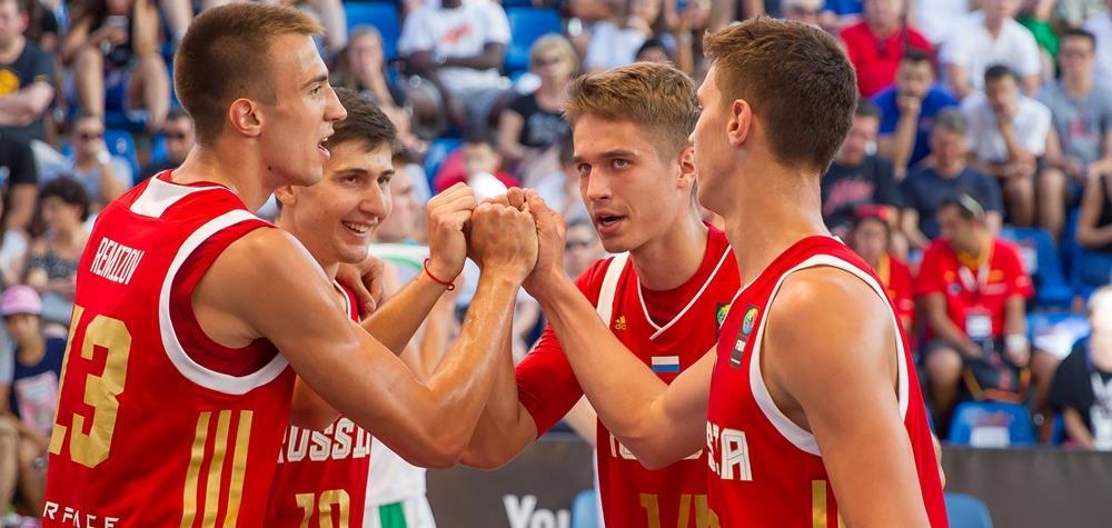 Сборная России отправилась на юношескую Олимпиаду