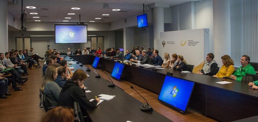 Определена программа семинара для тренеров в Краснодаре