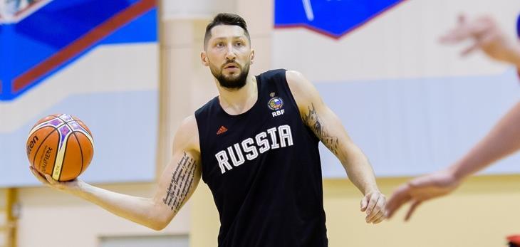 Никита Курбанов: «В ноябре и феврале следил за сборной и ждал, когда приеду в нее летом»