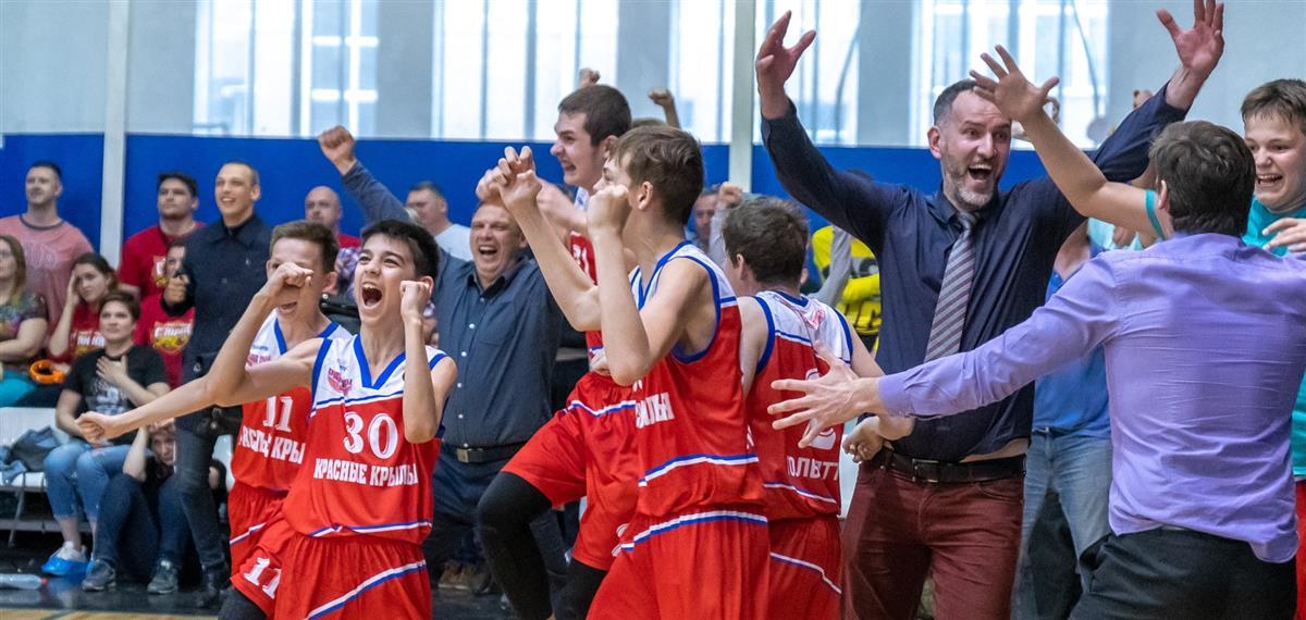 СДЮСШОР №2 «Красные Крылья» - последний чемпион сезона!