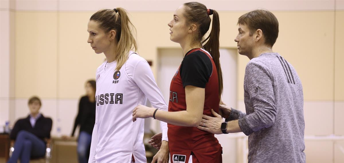 В женскую национальную сборную приглашены 14 игроков