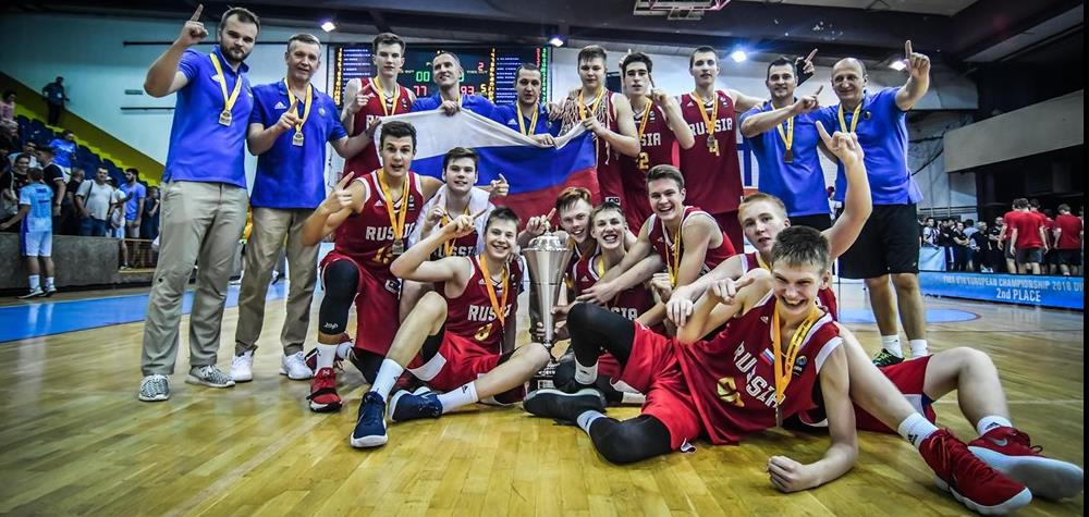 Юноши U16 – чемпионы Европы в дивизионе В!