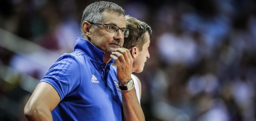 Сергей Базаревич: «Решить турнирную задачу было важнее, чем обыграть Францию»