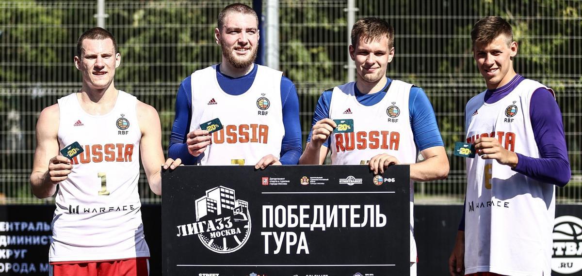 Сборная России U23 выиграла два московских турнира