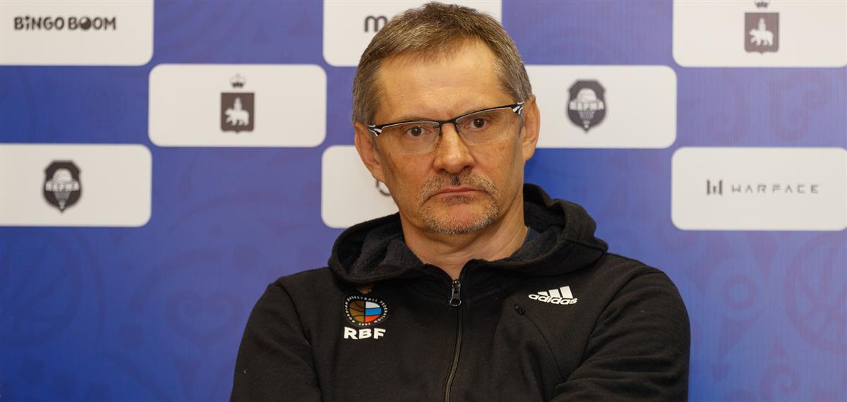 Сергей Базаревич: «Фридзон хотел приехать и на игру с Францией»