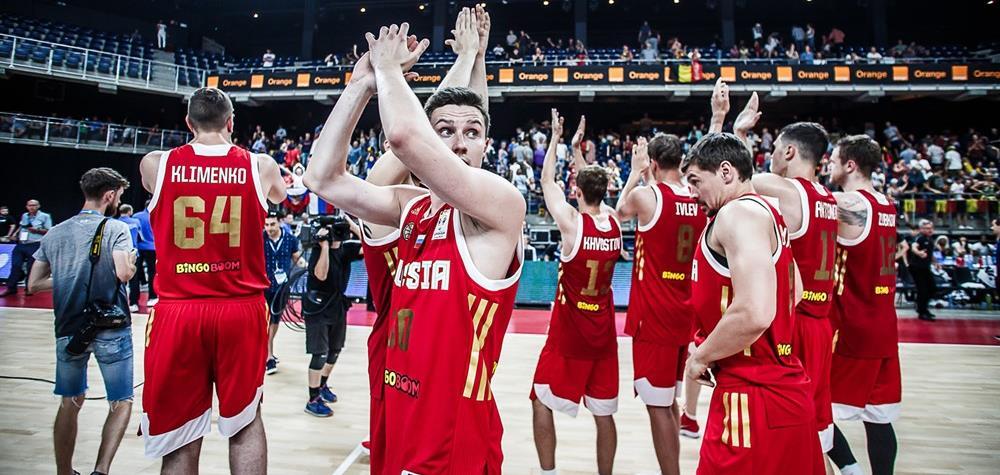 Россия расправилась с Бельгией и досрочно стала второй в группе