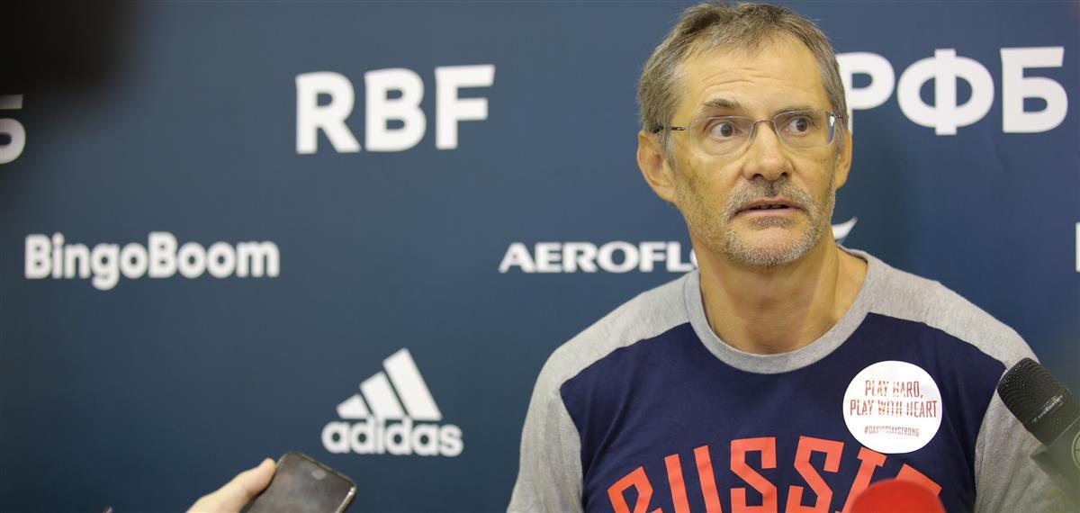 Сергей Базаревич: «Кубок мира – это событие. Мы его заработали»