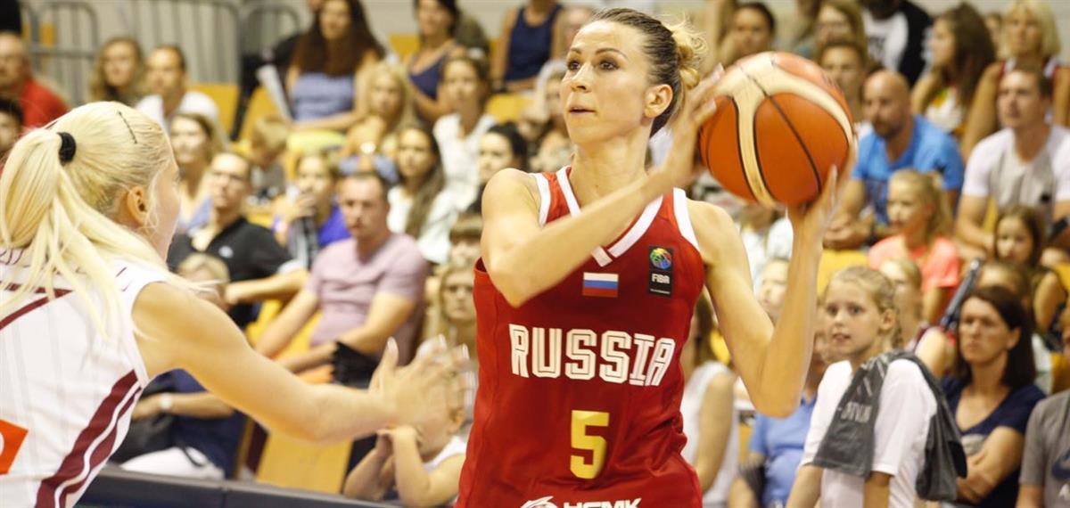 Сборная России выиграла в гостях у Латвии
