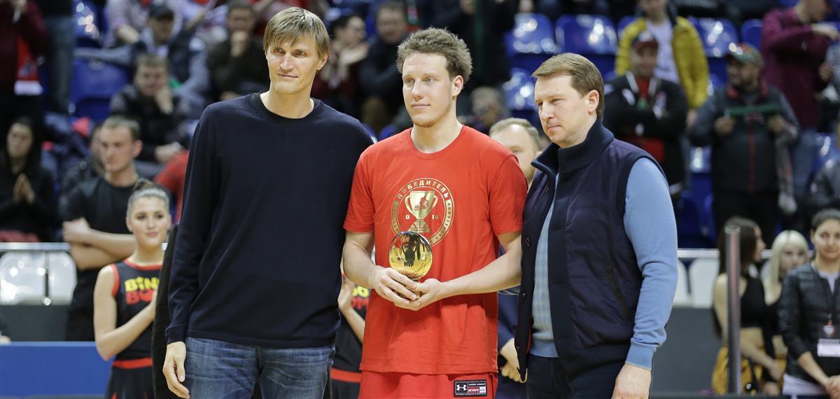 Дмитрий Кулагин – MVP «Финала четырех»