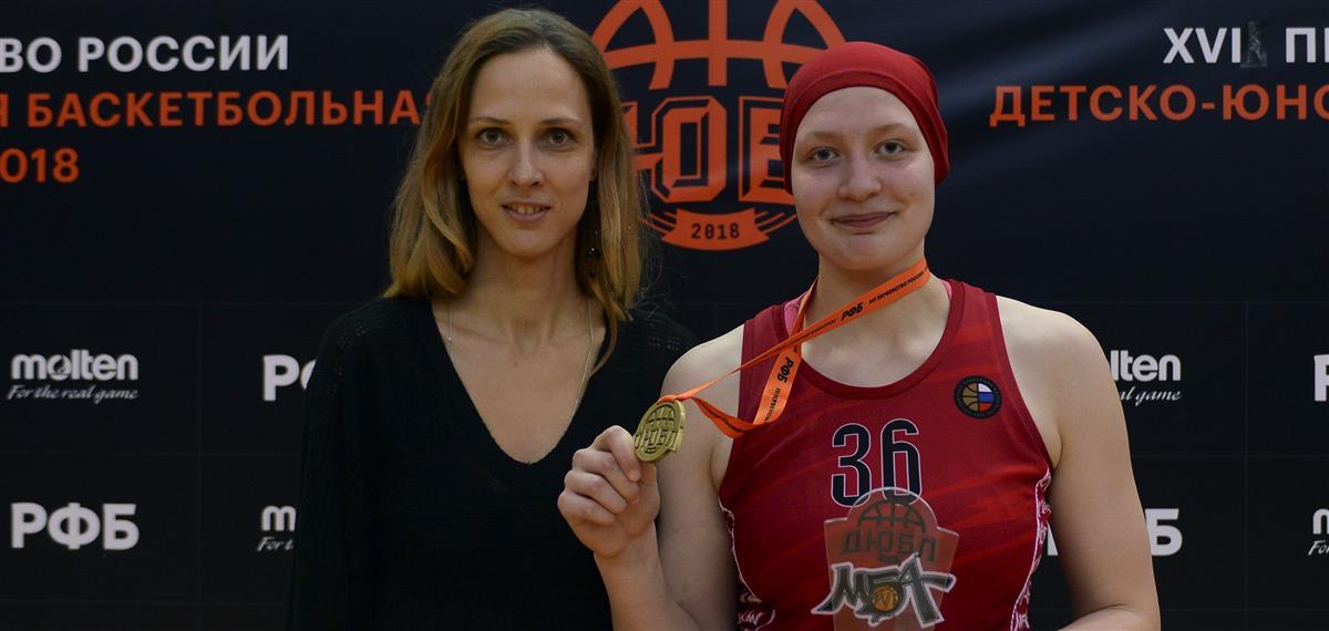 Вера Кучина: «Попадание в список кандидатов в сборную U18 - не повод надевать корону»