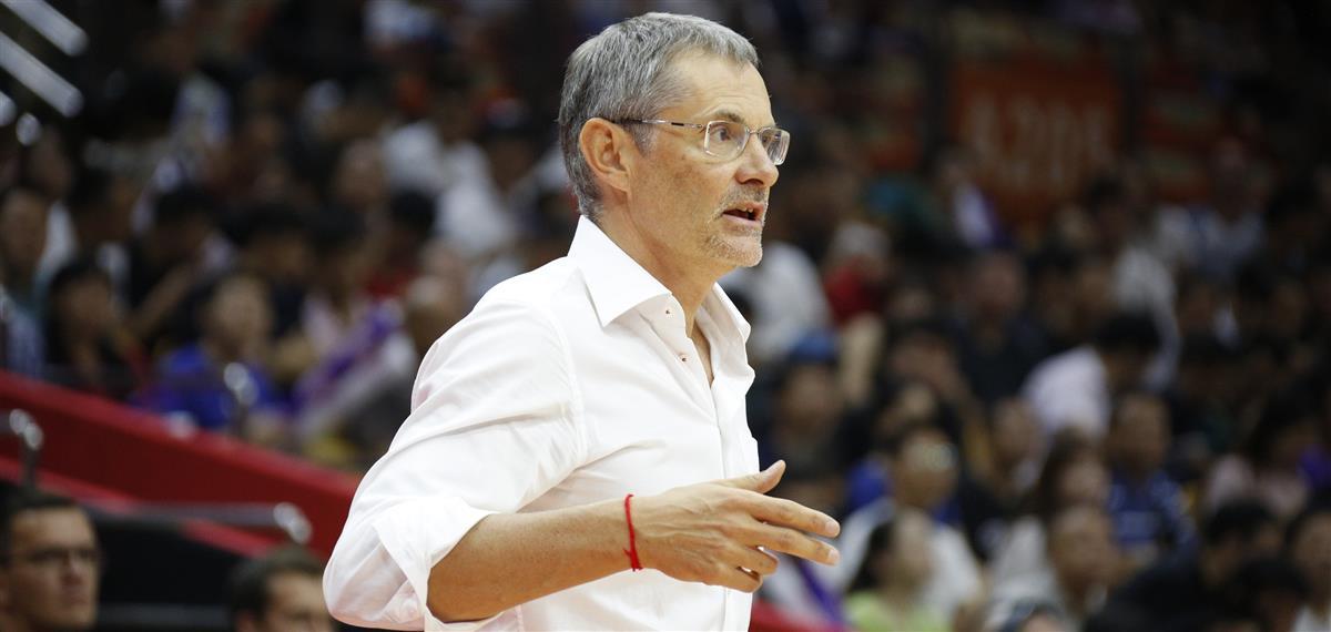Сергей Базаревич: «Надеюсь, что мы будем расти по ходу турнира»