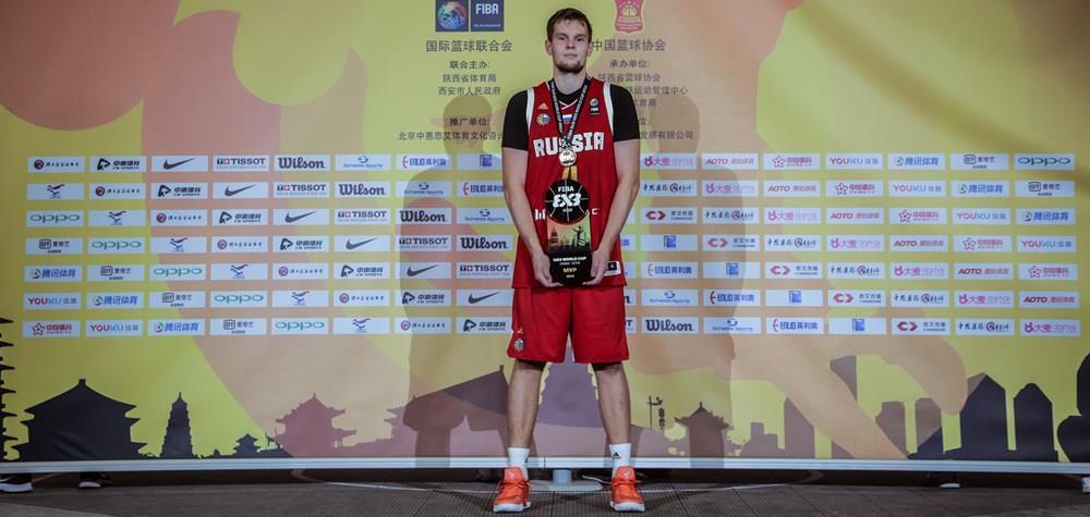 Александр Зуев: «Я - чемпион мира, и это не описать словами!»