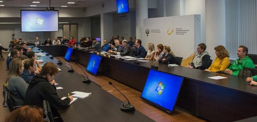 Определена программа семинара для тренеров в Новосибирске