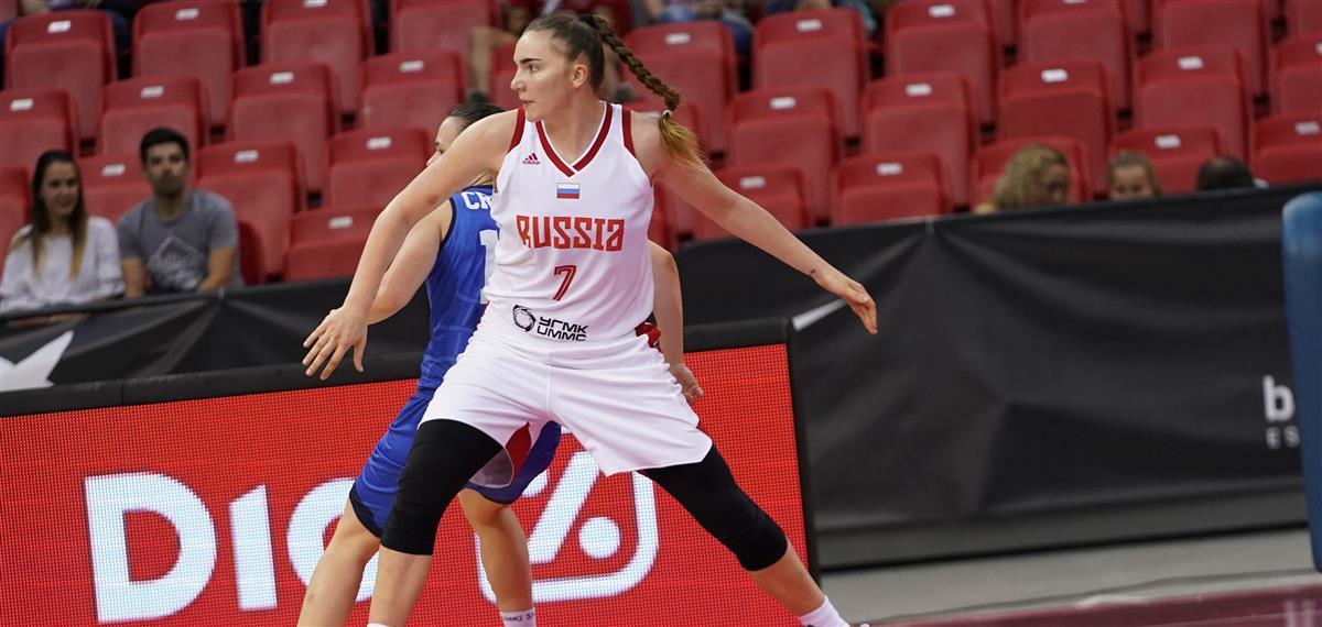 Россиянки выиграли турнир в Сарагосе!
