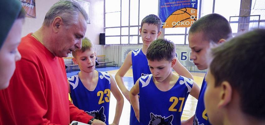 Виктор Швед стал куратором юношей 2003 года рождения