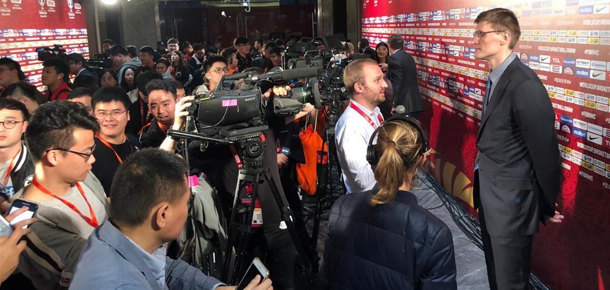 Андрей Кириленко: «Мы должны выходить в следующий раунд»