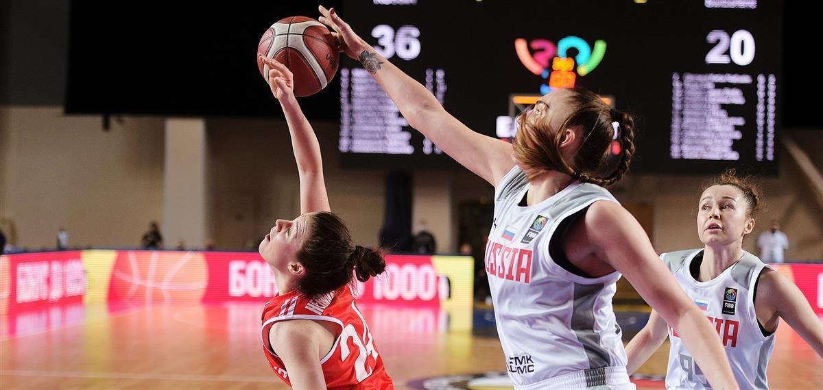 Мария Вадеева: «Баскетбол – это игра, от нее нужно кайфовать»