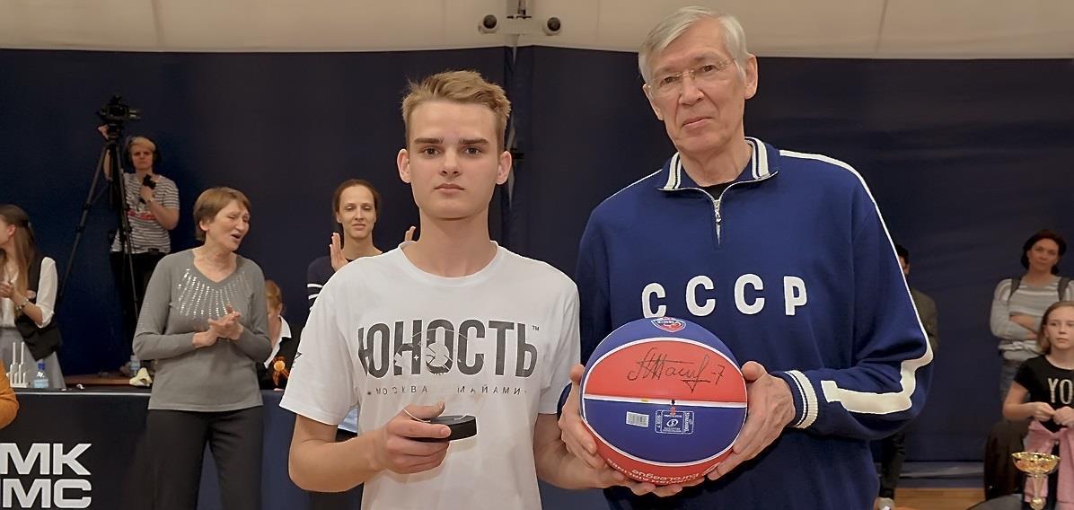 Георгий Омельницкий: «В первом классе побегал в «догонялки» - и оказался в баскетболе»