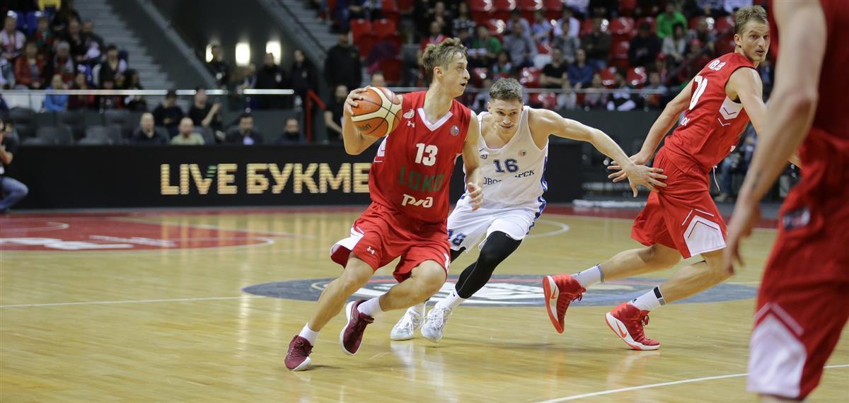 «Локомотив-Кубань» разгромил «Новосибирск» и вышел в финал
