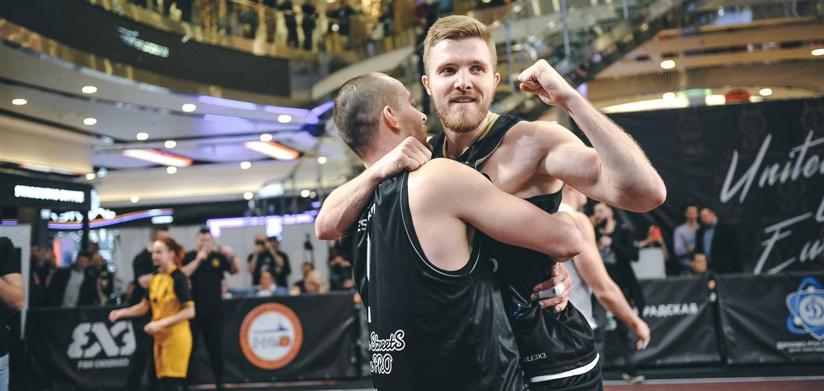 Inanomo – победитель 2-го тура Единой Лиги Европы 3х3!