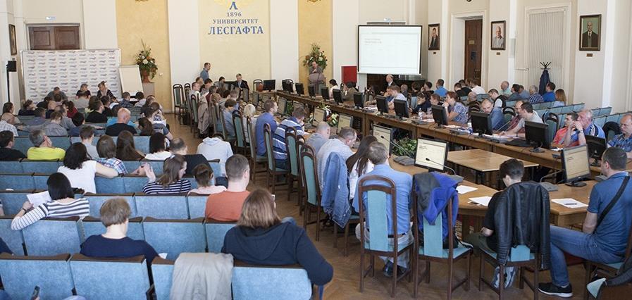 В конце мая в Санкт-Петербурге состоится тренерский семинар по программе второго модуля