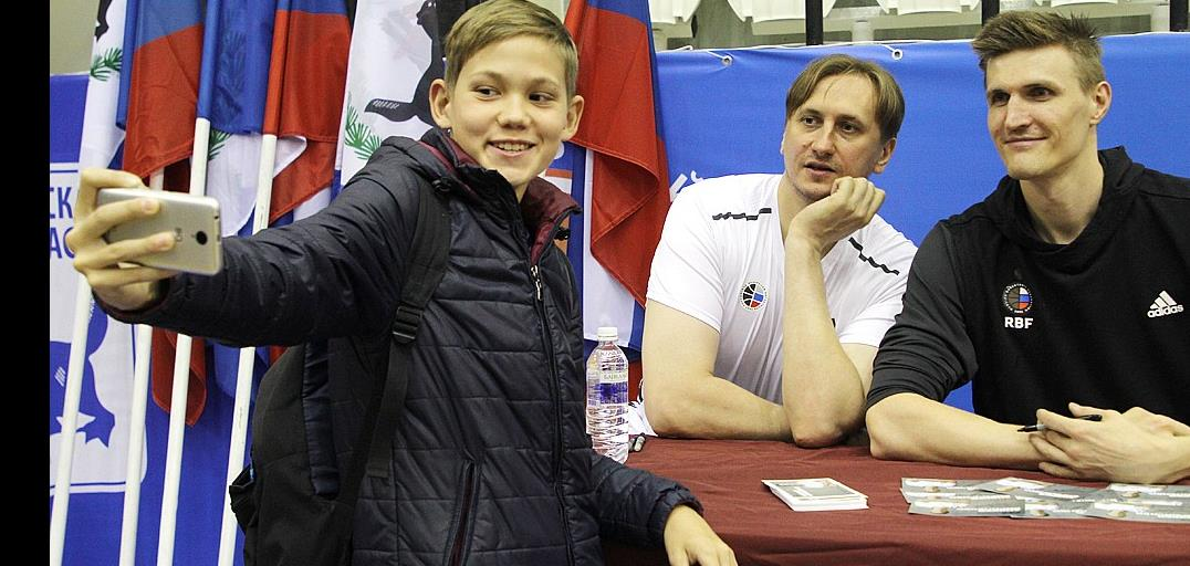 Андрей Кириленко посетил Иркутск