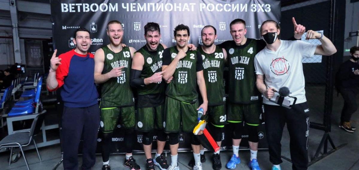 Триумф «ЦОП-Невы»: петербуржцы вступили в «Клуб двукратных»!