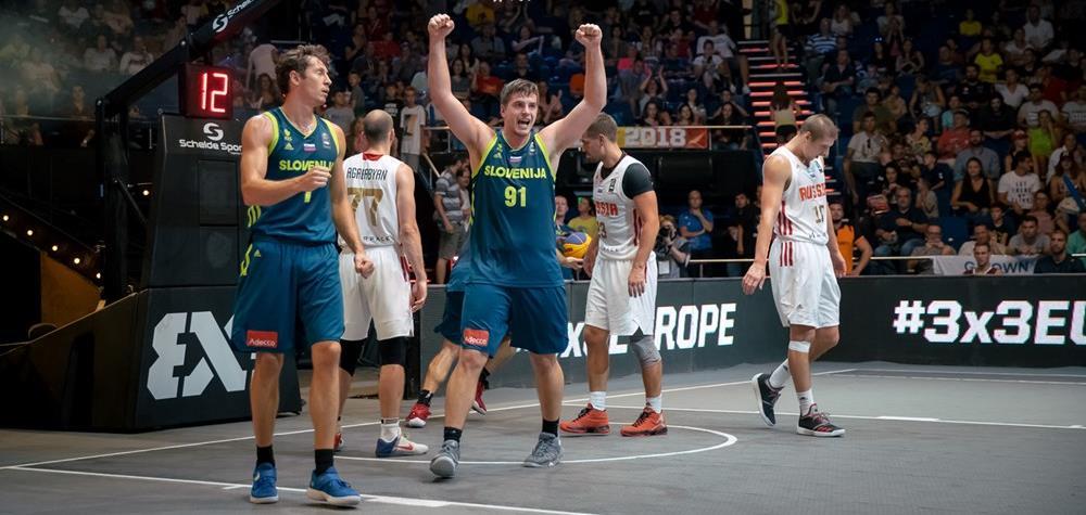 Мужская сборная – четвертая на Кубке Европы
