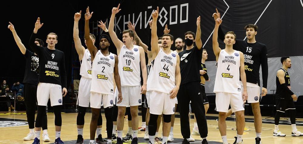«Нижний Новгород» - в плей-офф Лиги чемпионов!