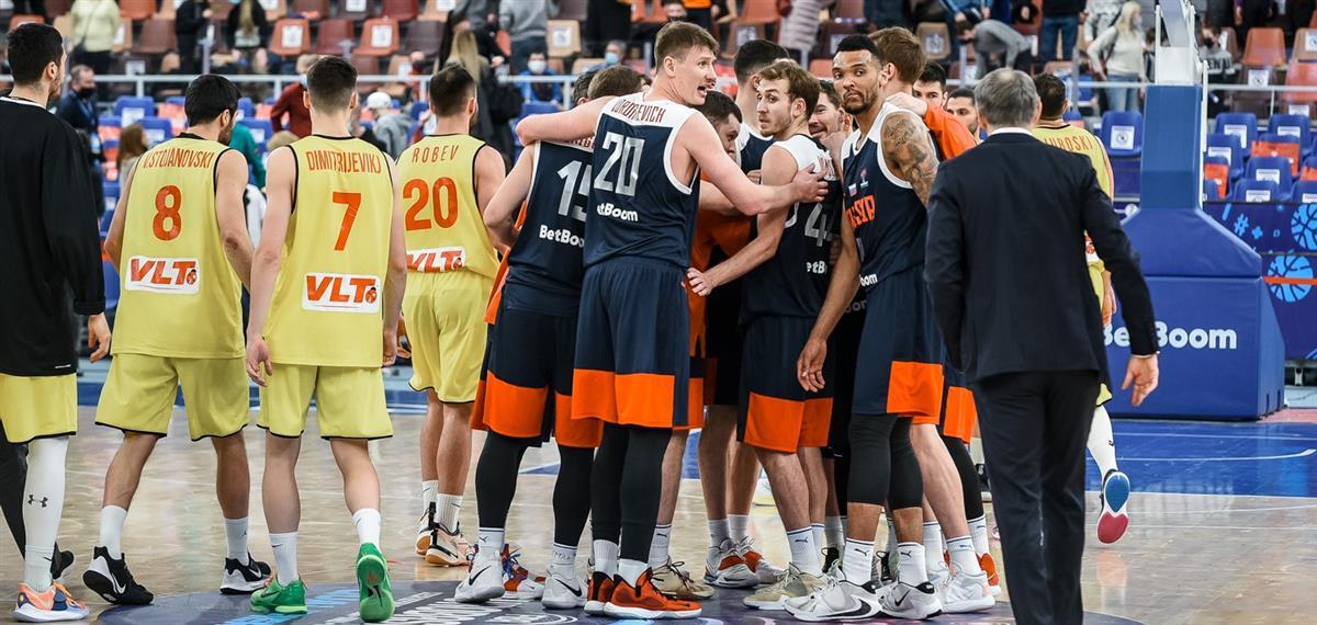 Команда Базаревича – на Евробаскете-2022!