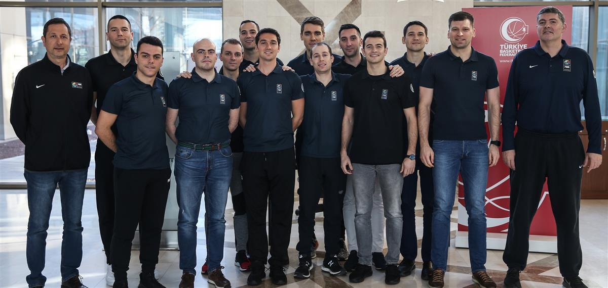 Максим Житлухин принял участие в судейском лагере в Турции