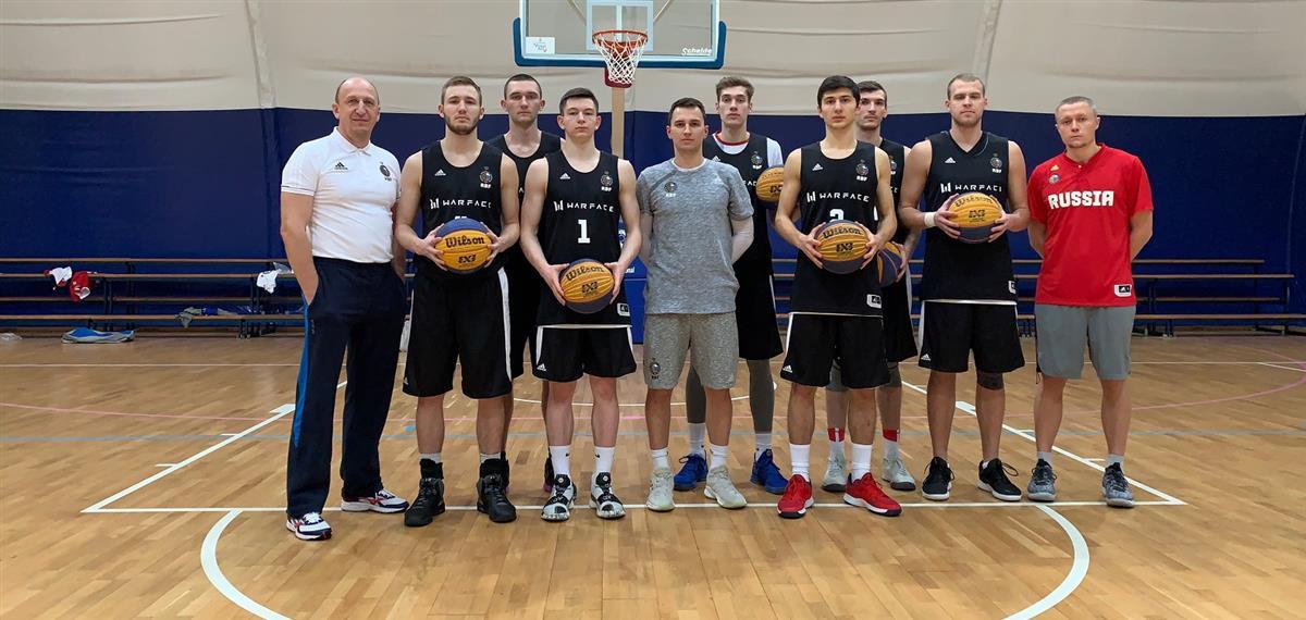 197f20df Начался сбор мужской команды U23 / Российская Федерация Баскетбола