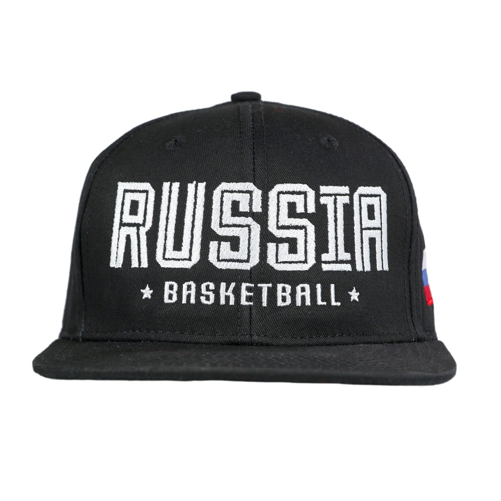 "Бейсболка ""Russia Basketball"""