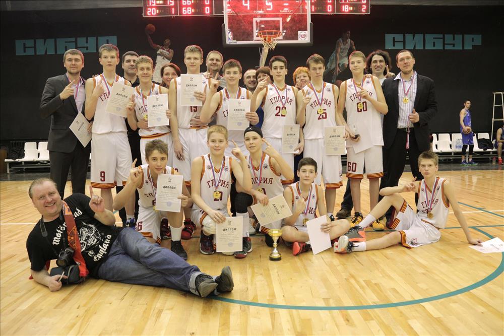 баскетбольный клуб глория в москве