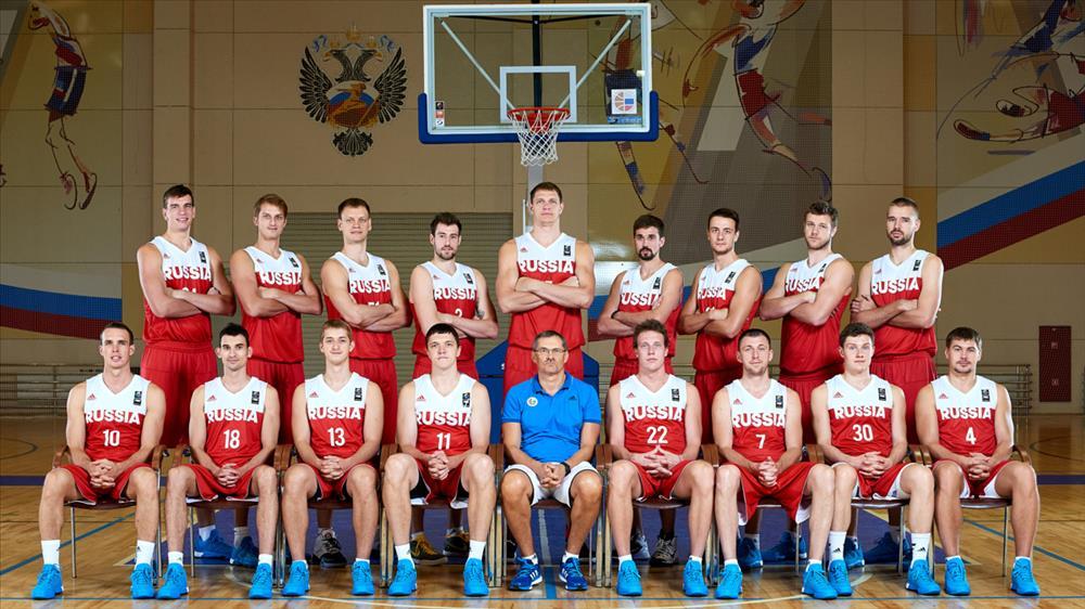 3f54c83a Матчи мужской сборной / Российская Федерация Баскетбола